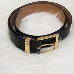 🔰Vintage Pierre Cardin Leather Belt